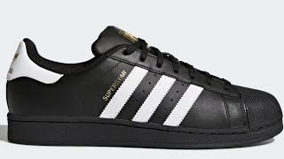 Adidas superstar Foundation shoes BIRTHDAY UNBOXING /REVIEW video |MR.Cloyd WILSON