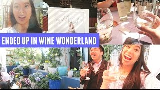 First Time Wine Tasting with Rachel McCord & Anchor Splash!
