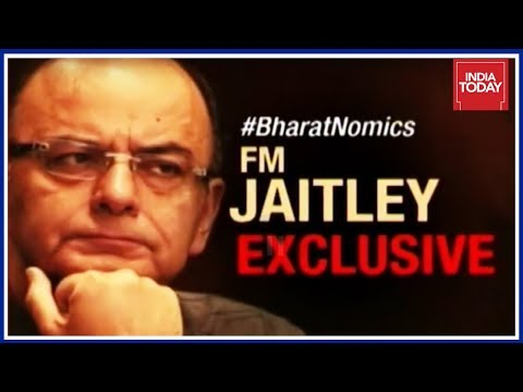 FM Arun Jaitley Interview On Union Budget 2018 | India Today Exclusive