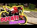 ????? Gpx Demon 125 DUCATI Mini ?????????? Ep.46 ft biker