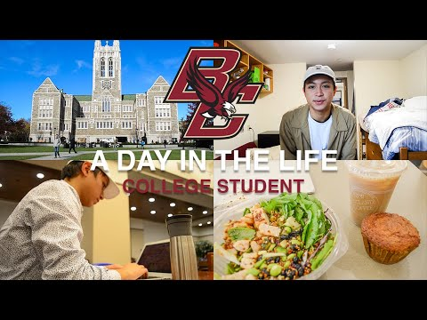 Boston college student services contact