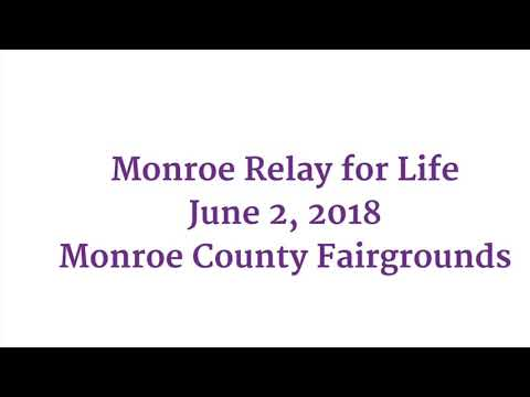 Monroe Relay for Life 2018