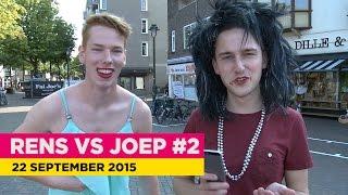 RENS VS JOEP #2: Als een vrouw?! | Dinsdag Op Kantoor