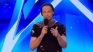 Britains Got Talent 2018 Andras Lovas Full Audition S12E02