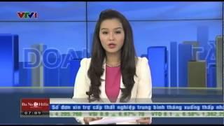 VTV ban tin Tai chinh sang 08 08 2014
