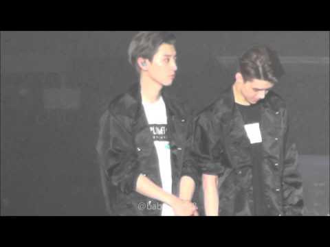 150308 The EXO'luXion Ending