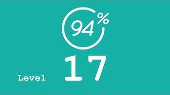94 Prozent (94%) - Level 17 - Das ist im Flugzeug verboten - Lösung