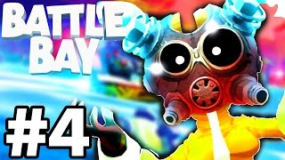 MOST POWERFUL BUILD EVER...!!!!!  | Battle Bay | Battle Bay Gameplay Part 4 IOS/Android