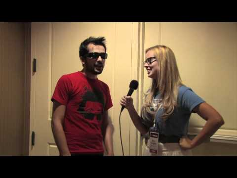 Mystery Guitar Man VidCon Interview - The Young Turks