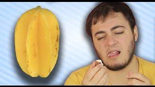 4 İlginç Meyveyi Tattık