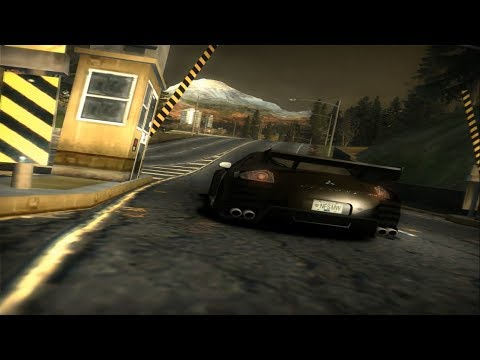 Need For Speed Most Wanted (2005): Walkthrough #49 - Waterfront & Bristol (Tollbooth)