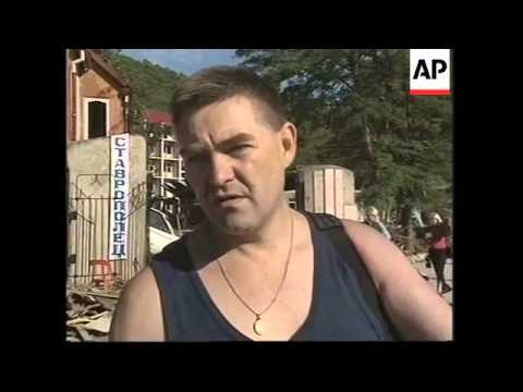 At least 45 people killed by floods in Novorossisk region