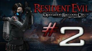 Resident Evil Operation Raccoon City Walkthrough (Detonado) parte 2 HD