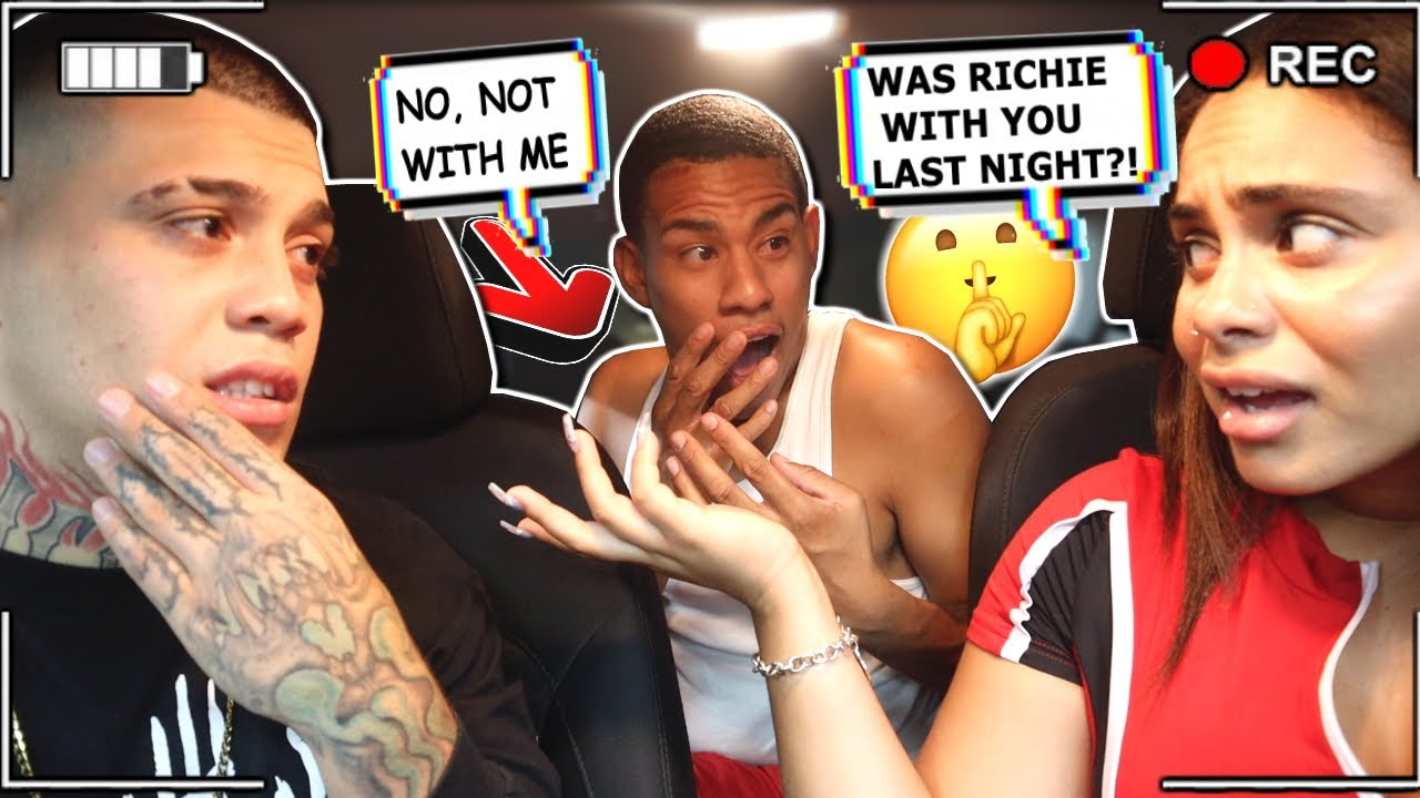 Seeing If My Boyfriends Friends Will Cover For Him Cheating...*LOYALTY TEST!*