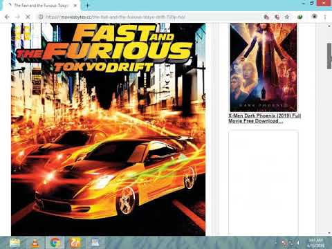HOW TO DOWNLOAD FAST AND FURIOUS TOKYO DRIFT