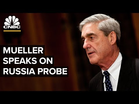 Special counsel Robert