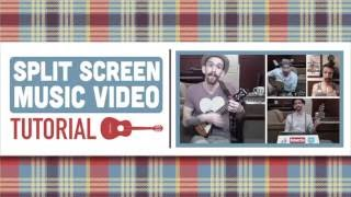 Tutorial - Split Screen Music Video in iMovie