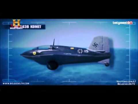 Hava Savaşları   Gizli Silahlar Türkçe Uçak ve Savaş Belgeseli    YouTube 720p