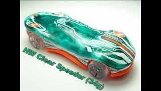 Clear Speeder vs. Velocita - Grudge