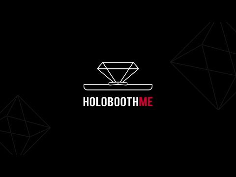 Open Air Hologram Video Booth