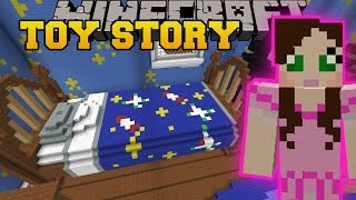 Minecraft: ANDY'S ROOM - TOY STORY - Custom Map [1]