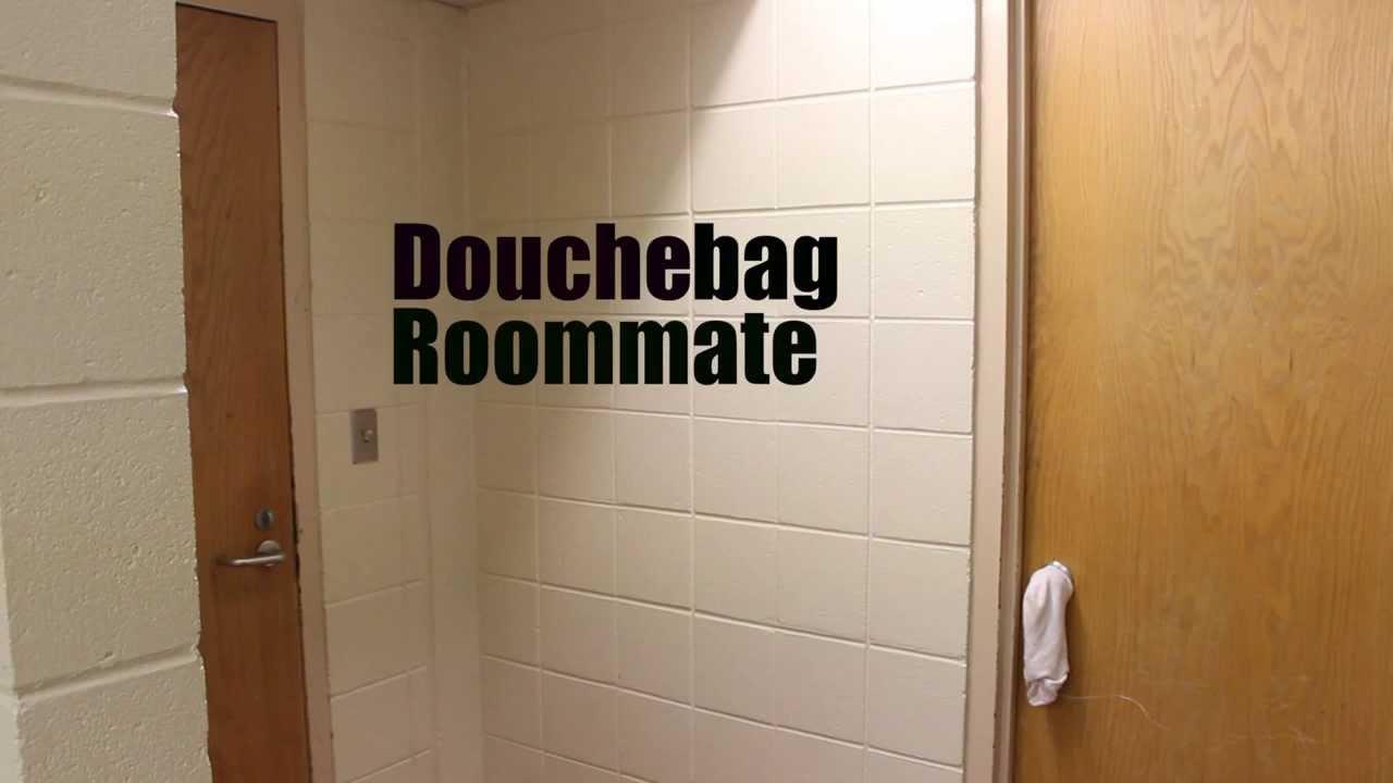 & Douchebag Roommate: Door Sock - YouTube