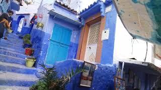 Chafchaouen The Blue Perle City In Morocco  مدينة شفشاون الماسة الزرقاء في المغرب