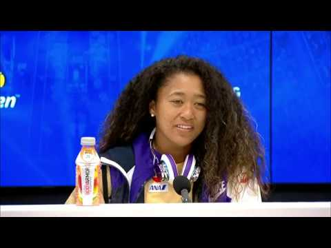 Naomi Osaka: 'I want Coco to know she's accomplished so much' | US Open 2019 R3 Press Conference