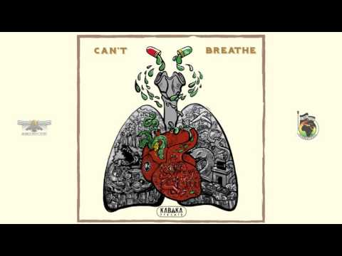 Kabaka Pyramid - Can't Breathe June 2017