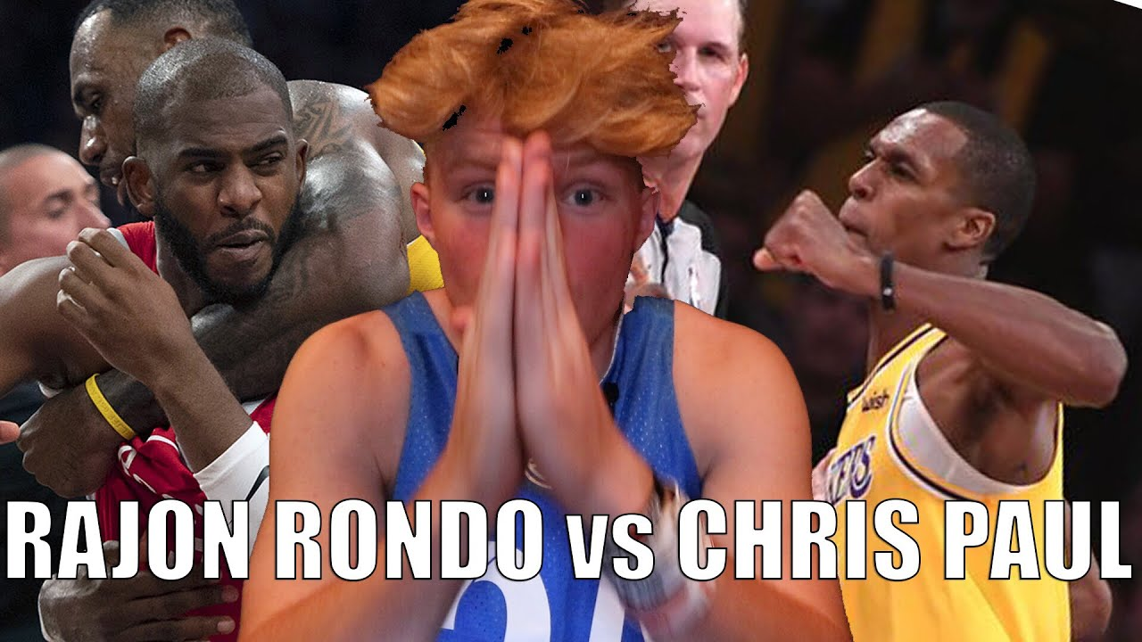 rajon-rondo-vs-cp3-fight-reaction
