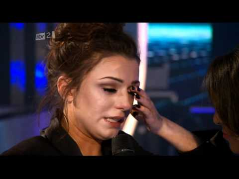 Cher Lloyd - Interview after X Factor Semi Final Results