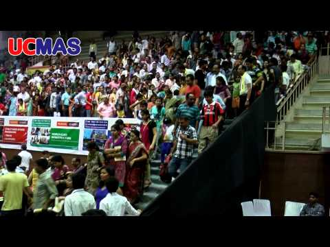 Ucmas MP State level Competition 2014 Indore