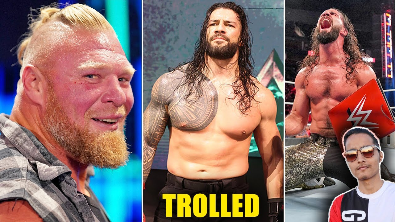 Roman Reigns Trolled Badly...Brock Lesnar Smackdown Set, WWE 2022 Full PPV Revealed, Raw Highlights