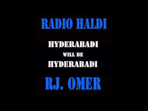 Hyderabad Radio Haldi (Hyderabadi Will be Hyderabadi)