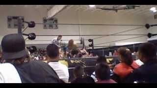 NXT LIVE: PAIGE vs. EMMA vs. AUDREY MARIE 9/14/12