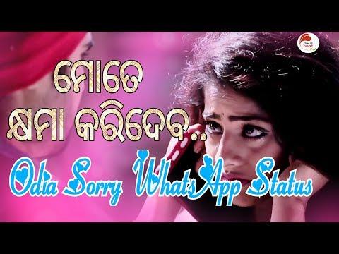 ମୋତେ କ୍ଷମା କରିଦେବ | Odia Sorry Message | Odia Sad Song | Open Ur Heart