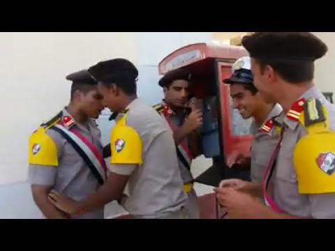 كباين التليفون في فترة المستجدين مسخرة :D  ( كلية الضباط الاحتياط ) دفعة 148
