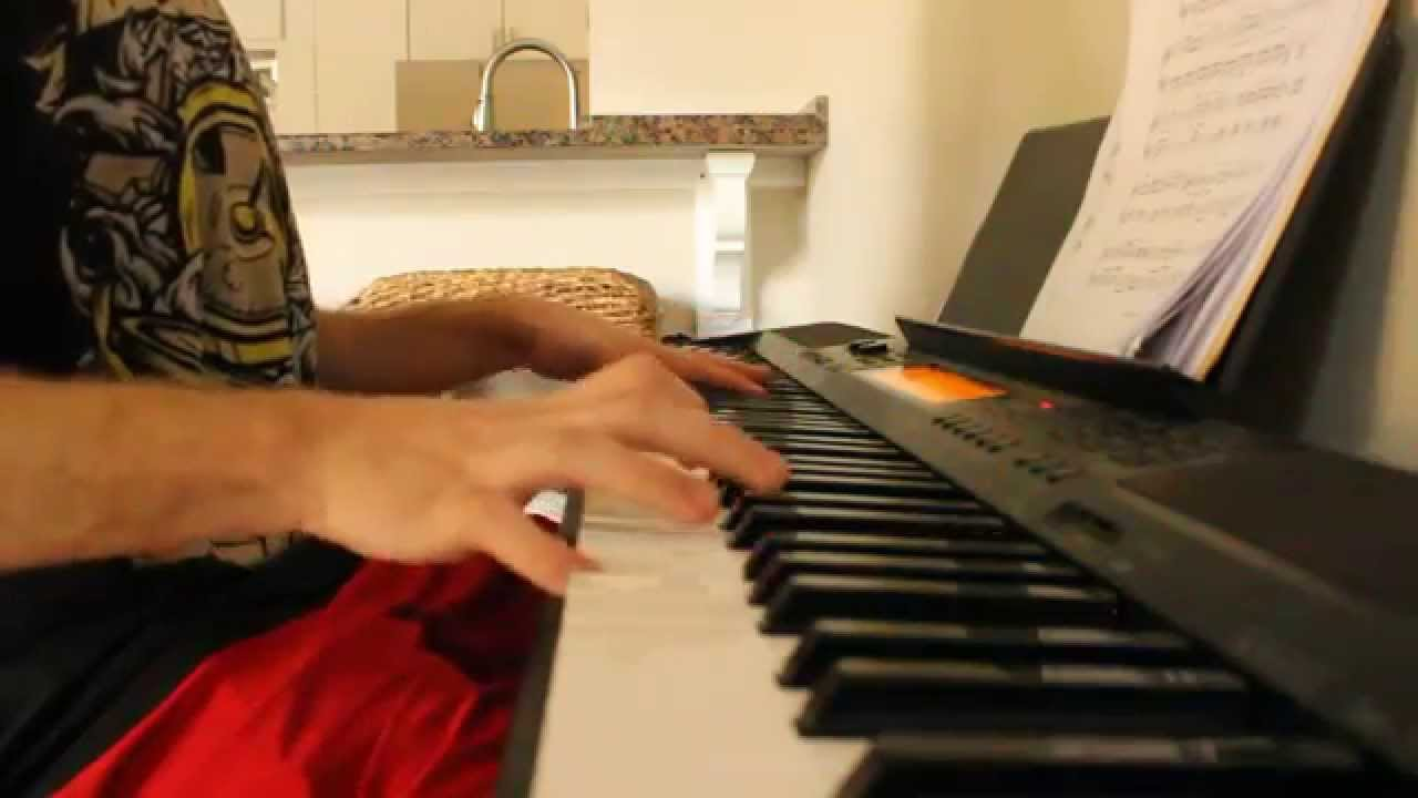 how to play avril 14th on piano