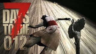 7 Days to Die [012] [Schwester Ilse im Rampenlicht] [Let's Play Gameplay Deutsch German] thumbnail