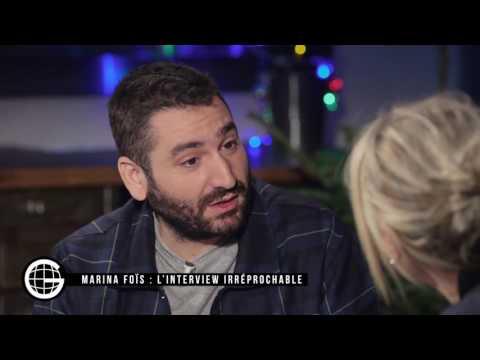 Le Gros Journal de Marina Foïs : l'interview irréprochable