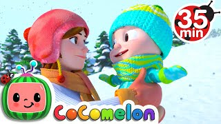 Fun In The Snow + More Nursery Rhymes & Kids Songs  CoComelon