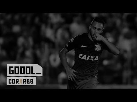 Gol - Corinthians 1x1 Red Bull Brasil - Paulistão 2017