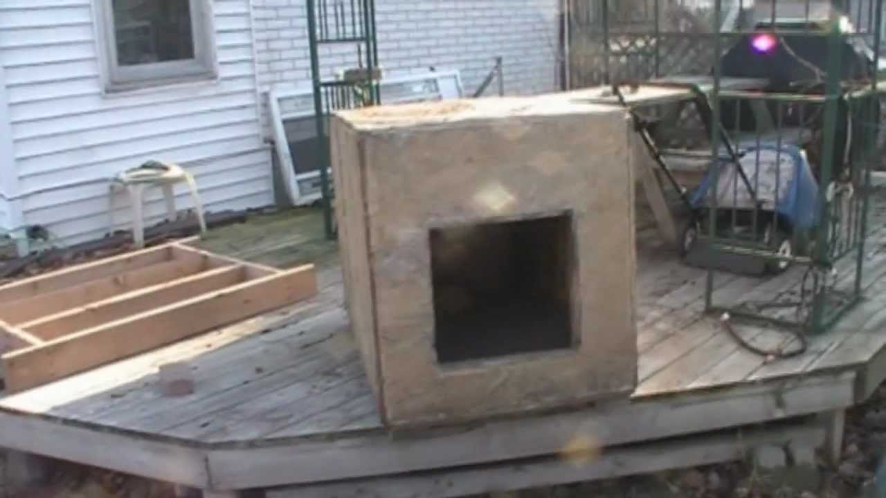 another craigslist find a free dog house for the vicious pound dog youtube. Black Bedroom Furniture Sets. Home Design Ideas