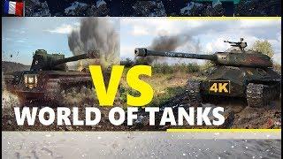 ►World of Tanks 🥐 FCM 50t VS DEFENDER