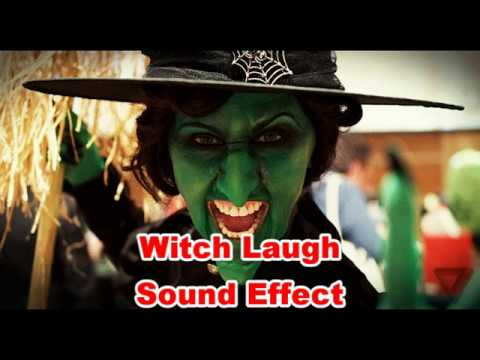 Witch Laughing Spooky Evil Laugh | Film & Sound Effects No Copyright