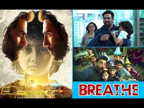 BREATHE   Official Trailer   R. Madhavan   Amit Sadh   Sapna Pabbi   Amazon Prime TV Series