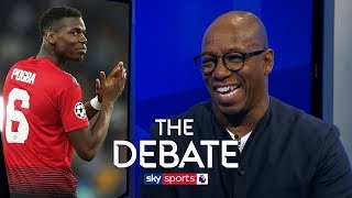 How far will Man United go in the Champions League?   The Debate   Wright & Bellamy
