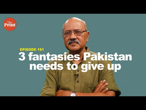 Pakistan needs to give up 3 fantasies before seeking strategic parity with India | ep 191
