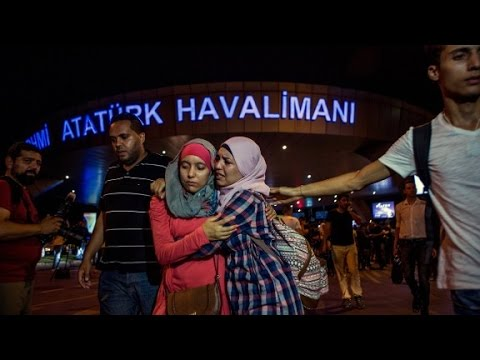 Airports ramp up security in wake of Istanbul attack