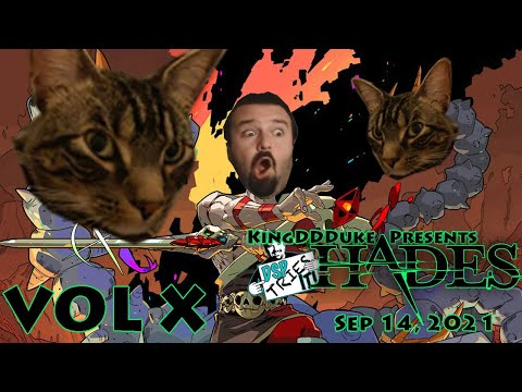 (10) DSP Tries It: Hades - Volume X  - This is How You Don't 4th Escape - Sep 14, 2021 - KingDD